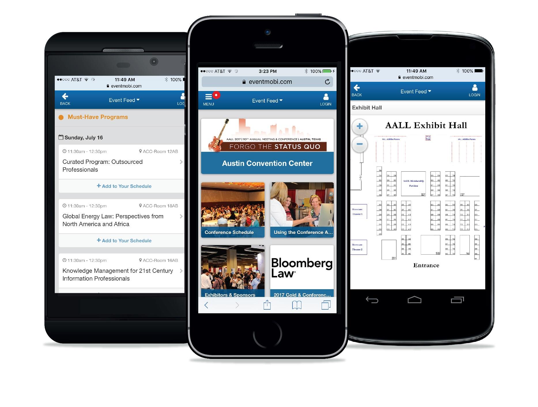 AM17 App Phones